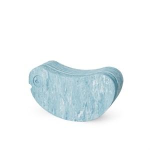 Image of   bObles - Ælling - lille - Blå marmor