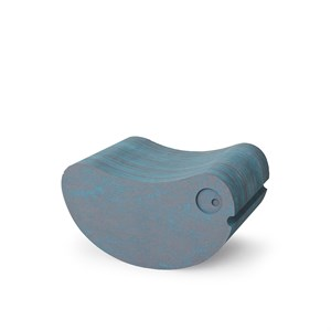 Image of   bObles - Ælling - Mørk blå marmor
