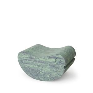 Image of   bObles - Ælling - Mørk grøn marmor
