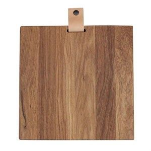 Image of   Louise Smærup skærebræt - Træ skærebræt medium