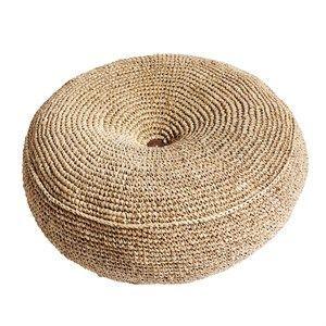 Image of   Muubs gulvpude - Gulvpude i risstrå