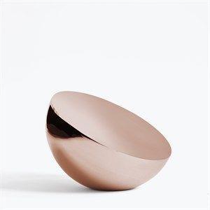Image of   New Works - Aura Spejl - Kobber