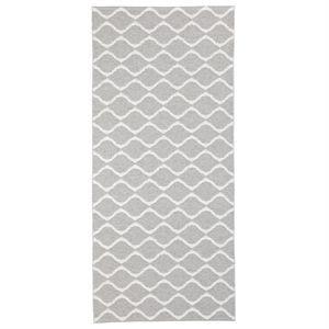 Horredsmattan måtte - Wave i grå (200 x 300)