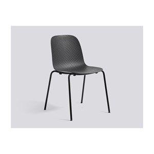 Image of   Hay - 13Eighty chair - Sort - Stål