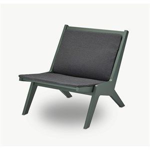 Image of   Skagerak - Miskito Lounge stol - hunter green