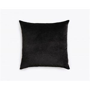 New Works pude - Valvet Cushion i sort