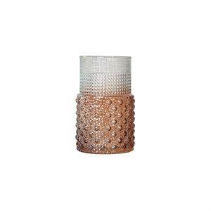 Image of   Specktrum - Scarlett Vase - klar/amber