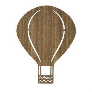 Image of   Ferm Living lampe - Air Balloon lampe i røget eg
