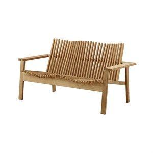 Image of   Cane-line - Amaze 2 pers. sofa