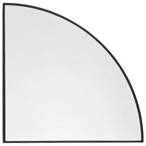 Image of   AYTM - Unity kvart cirkel spejl - Sort