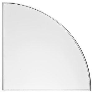 Image of   AYTM - Unity kvart cirkel spejl - Sølv