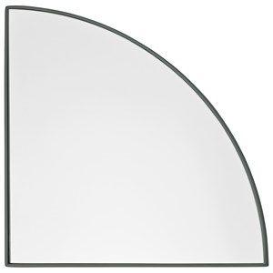 Image of   AYTM - Unity kvart cirkel spejl - Støvet grøn