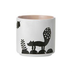 Image of   Ferm Living kop - Landscape cup i rose