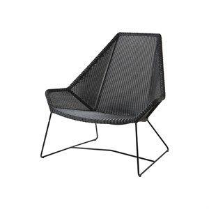 Image of   Cane-line - Breeze highback stol