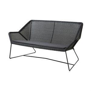 Image of   Cane-line - Breeze hynde til 2 pers. lounge sofa