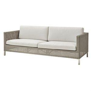 Image of   Cane-line - Hyndesæt til Connect 3 pers. sofa - hvid