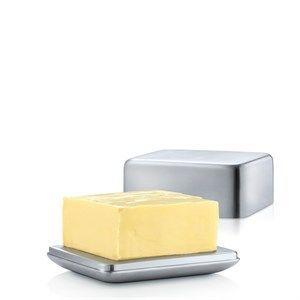 Image of   Blomus smørboks - BASIC smørboks M i rustfrit stål