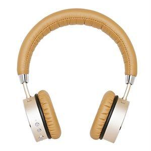 Image of   SACKit høretelefoner - WOOFit høretelefoner / Headphones i guld