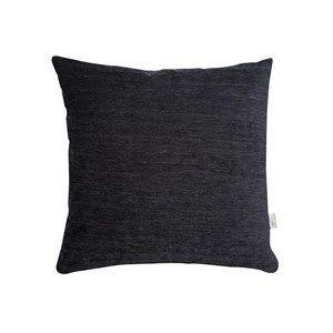 Image of   Au Maison - pude - velour - strib - charcoal