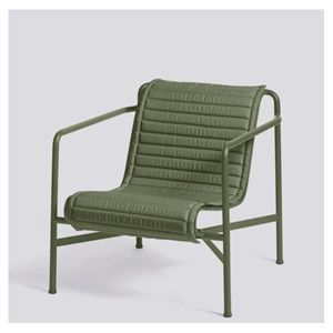 Image of   HAY - Palissade hynde til Lounge Chair Low - Olive