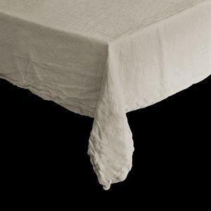 Image of   AU Maison - Linen Basic Dug (142x270) - Lysegrå
