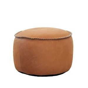 Image of   SACKit puf - RETROit Dunes Drum i cognac