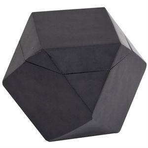 Image of   Au Maison krukke - Box Hide away black (15x15)