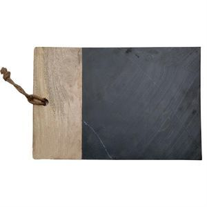 Image of   Au Maison skærebræt - Slate stone cuttingboard (30x45)