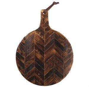 Image of   A.U Maison - Mango & brændt træ, 30cm