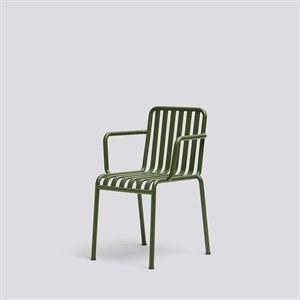 Image of   HAY havemøbel - Palissade armchair i olive