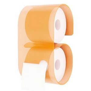 Image of   B-roll toiletrulleholder fra Neon Living - Orange