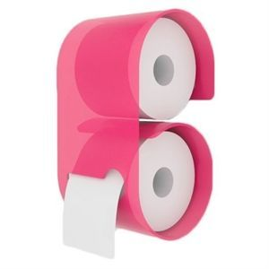 Image of   Neon Living - B-roll toiletrulleholder - Pink