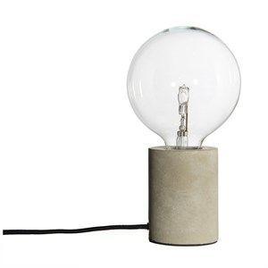 Image of   Frandsen bordlampe - Bristol bordlampe i beton