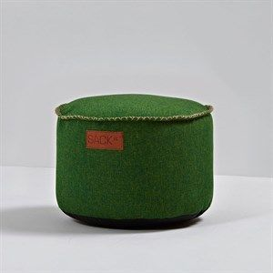 Image of   SACKit puf - RETORit cobana drum - grøn