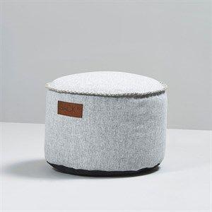 Image of   SACKit puf - RETORit cobana drum - hvid