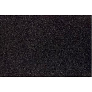 Billede af Skriver Collection dørmåtte Cotton Classic graphite str. 75 x 150 cm (3 str.)
