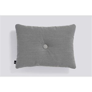 Image of   Hay - Dot Cushion Steelcut Trio - Dark grey