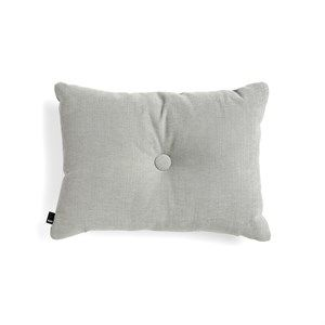 Image of   HAY - Pude - Dot Cushion - 1 Dot TINT - Grå
