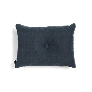 Image of   HAY - Pude - Dot Cushion - 1 Dot TINT - Midnatsblå