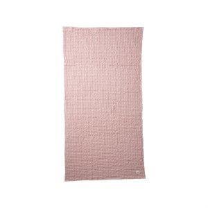 Image of   Ferm Living - Luksus badehåndklæde - Rosa