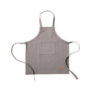 Image of   Ferm Living - Børneforklæde bomuld grå