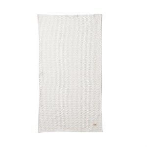 Ferm living - økologisk håndklæde hvid (50 x 100)