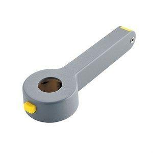 Image of   Alessi proptrækker - NOE sommelier corkscrew i mørkegrå