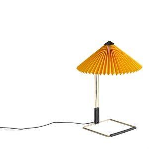 Image of   HAY - Matin bordlampe - gul skærm (small)