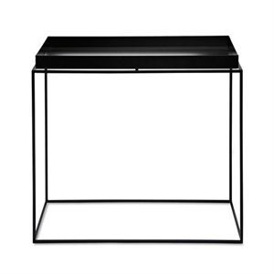 Image of   Hay bord - Tray table rectangular - Sort