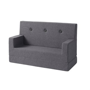 Image of   By KlipKlap børnesofa - KK Kids Sofa - Blågrå