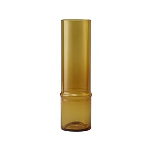Image of   Design House Stockholm - Unda Vase - Amber
