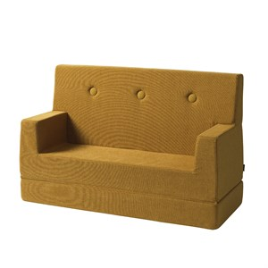 Image of   By KlipKlap børnesofa - KK Kids Sofa - Sennepsgul