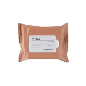 Image of   Meraki - Makeup-fjerner servietter, aloe vera - 20 Stk