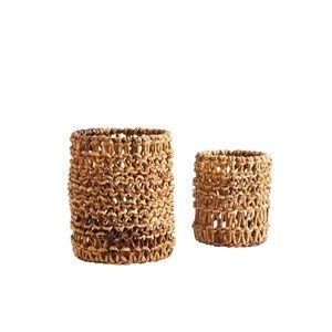 Image of   Muubs - Kurve knitting - Bananbark - 2 stk.
